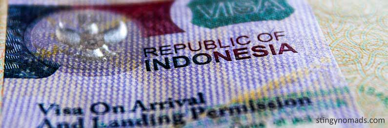 Various Indonesian Visa That Eligible for Foreigner