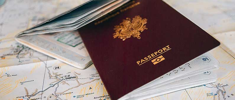 Applying For Working Permit Only with the Passport; Is It Possible?